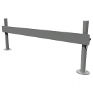 Viewmate Style Toolbar Rail 112 Zilvergrijs